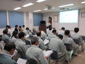 社内研修11.11講師伊藤専務